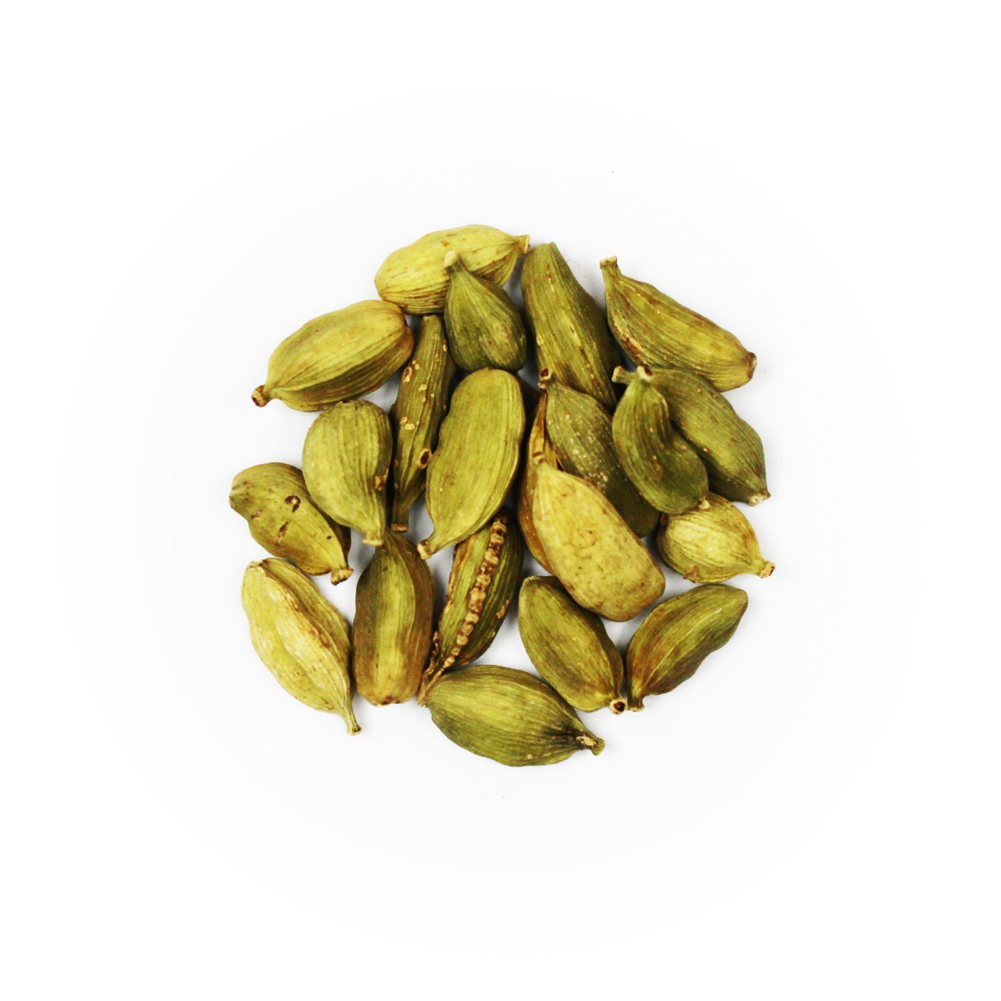 Kardamomfrüchte (Fructus Cardamomi)